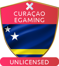 Hustles Casino is licensed and regulated in Curaçao